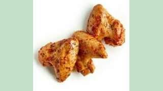 ailes de poulet marinées