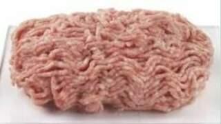 (v) haché porc veau